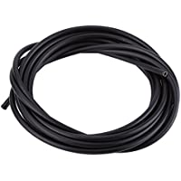 Cable de cambio de bicicleta de 4 mm, Cable de reemplazo de freno de bicicleta Colofast Alambres de bicicleta duraderos para bicicletas de carretera MTB Juego de accesorios de reemplazo(negro)
