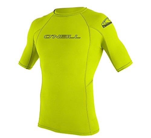 O'Neill Wetsuits Herren Uv Schutz basic skins S/S crew
