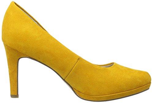 Marco Tozzi 22414, Scarpe con Tacco Donna Arancione (Mango 637)