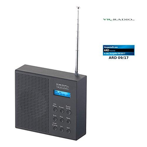 Neu Mini Tragbare Am/fm Radio Teleskop Antenne Radio Tasche Welt Empfänger Lautsprecher Erfrischung Unterhaltungselektronik
