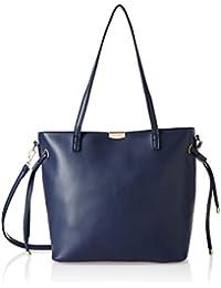 Lino Perros Women's Handbag (Blue) - B076HD112Y