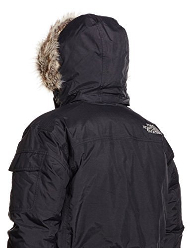 The North Face Herren Parkajacke McMurdo, tnf black, M, T0A8XZJK3 - 3