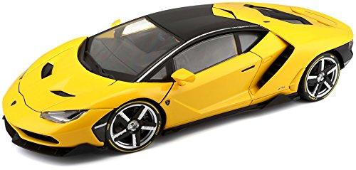 Bburago Maisto France M38136 Maquette Lamborghini Centenario Exclusive, Echelle 1/18 0090159381365