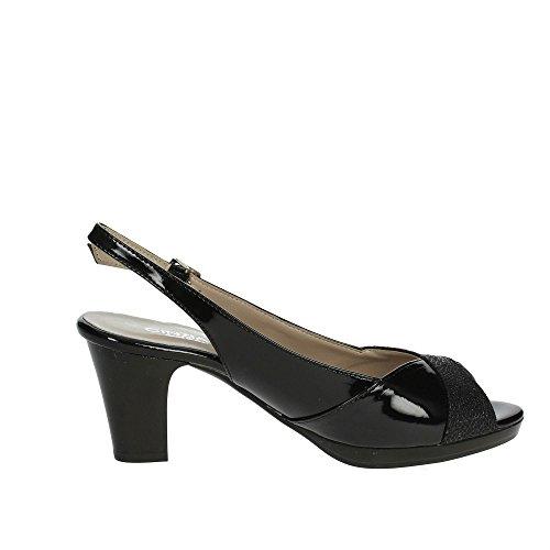 Cinzia Soft 311874 Sandale Femme Noir