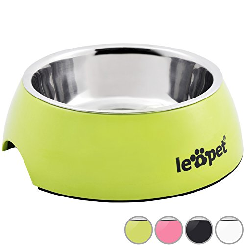 leopet-pet-feeder-bowl-stainless-steel-house-cats-dogs-feeding-bowls-meal-food-water-dispenser-diffe