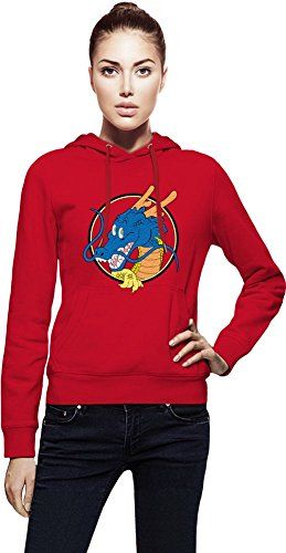 Dragon Ball Dragon Capuche Femme Small
