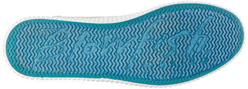 Blowfish - Cadey, Stivali Donna Bianco (White Washed Canvas)