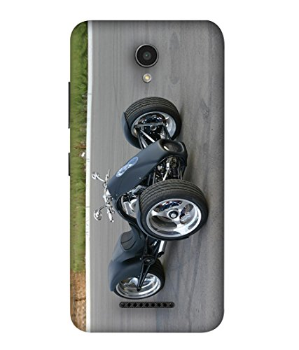 Lenovo Vibe B Back Cover, Lenovo Vibe B Back Case tricycle Vehicle Roadster Design From Printvisa  available at amazon for Rs.499