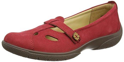 Hotter Nirvana, Mary Jane Femme Red (Crimson)