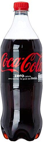 Coca-Cola Zéro Bouteille 1L