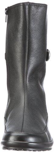 Ganter Hedy Weite H 2-205361, Damen Stiefel Schwarz/Schwarz