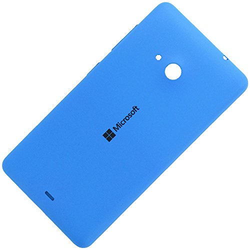 Microsoft Lumia 535 Dual Sim original Akkudeckel cyan