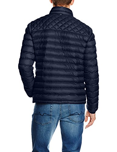 Strellson Premium 11 4seasons Jacket 10000977, Blouson Homme Bleu - Bleu marine (415)