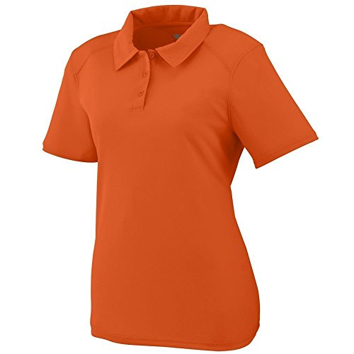 Augusta - Polo - Femme Orange - Orange
