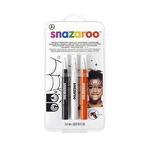 Snazaroo Set 3 Rotuladores Maquillaje