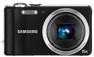 Samsung WB600 Appareil photo numérique 12 Mpix Noir