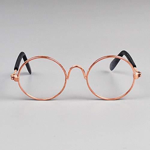 Seturrip - 1Pcs heiße Hund Haustier-Brille für Pet Products Eye-wear Dog Pet Sonnenbrille Fotos Props Zubehör Tierbedarf Katzen Glasses [I]