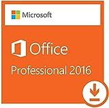 Office 2016 Professional Plus pour 1PC | Licence perpétuel | Pas d'abonnement | Licence numérique originale | Envoi Numérique | windows 7-8-10