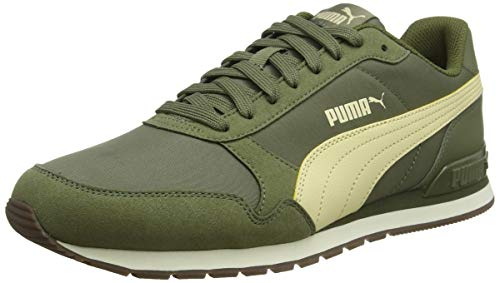 PUMA ST Runner v2 NL, Zapatillas Unisex Adulto, Dachsund-Summer Melon-Whisper White, 40...