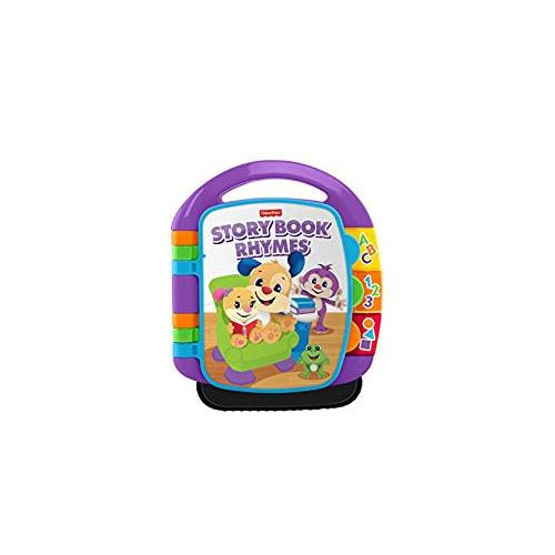 Fisher Price  Laugh and Learn Storybook Rhymes Refresh\'15, Blue