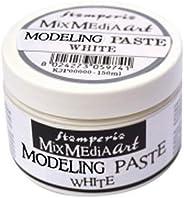Stamperia Intl K3p38w Stamperia Modeling Paste 150ml-White