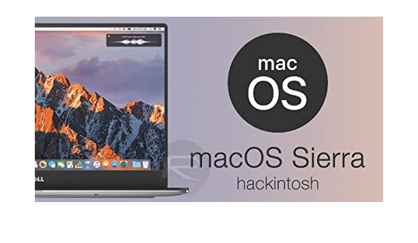 Mac OS SIERRA 10 12 UEFI Unibeast Hackintosh Installer USB