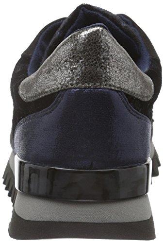 Tamaris 23610, Baskets Basses Femme Bleu (Navy Comb 890)