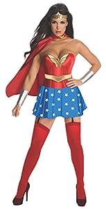 WONDER - Disfraz de superhéroe para mujer, talla S (889897_S)