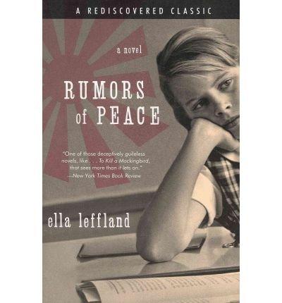 Rumors of Peace (P.S. (Paperback)) [ RUMORS OF PEACE (P.S. (PAPERBACK)) ]...