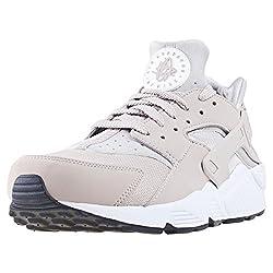 Nike Men's Air Huarache Cobblestonecobblestonewhite Running Shoe 10 Men Us