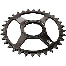 Raceface Direct Mount T de acero plato, Unisex, Direct Mount Steel T, negro