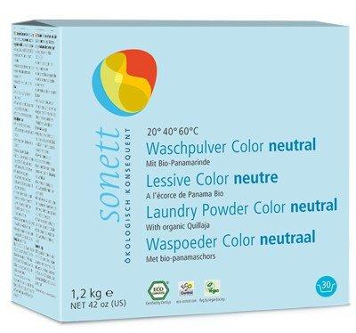 Sonett-Detersivo Color Neutral 1200gr