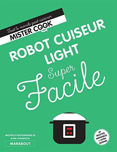 Robot cuiseur Light