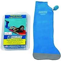DryPro Waterproof Full Leg Cast Cover, X-Small