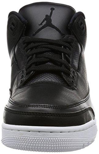 Nike 136064-020, Chaussures de Sport Homme Noir