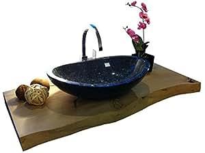 waschbecken aus naturstein granit model monaco pearl. Black Bedroom Furniture Sets. Home Design Ideas