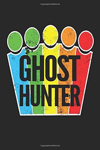 Ghost Hunter: EMF Meter Paranormal Journal Notebook