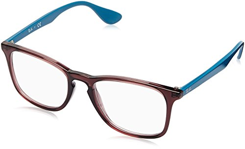 Ray-Ban Unisex-Erwachsene Brillengestell 0rx 7074 5735 50, Braun (Opal Brown)