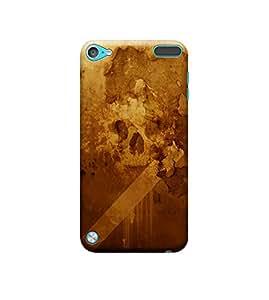 Ebby Premium Printed 3D Designer Back Case Cover For Apple iPod Touch 5 (Premium Designer Cae)