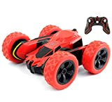 Control remoto Rc Red Atom Max Fancy Stunt Car Transmisor 2.4GHz (TR-UK01), 6 más