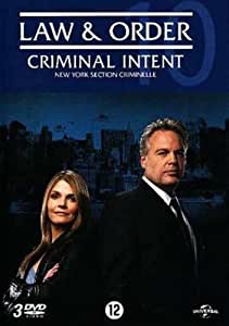 Law & Order: Criminal Intent, Season 10, Complete [DVD] [2013] (Import)