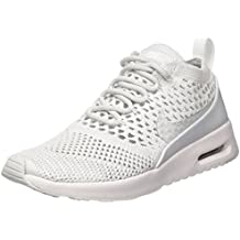 Amazon.es  Nike Air Max thea - Gris ed9799165c0