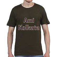 Ruffty Cricket Premier League Tees- Ami Kolkata - Unisex Cotton T Shirt