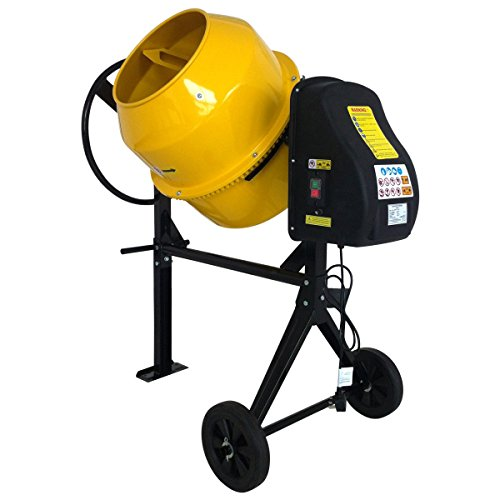 charles-bentley-140l-capacity-230v-550w-portable-cement-concrete-mixer-with-wheels-12-month-warranty