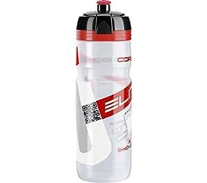 Elite - Borraccia Supercorsa Trasparente Rosso Bio 750 Ml