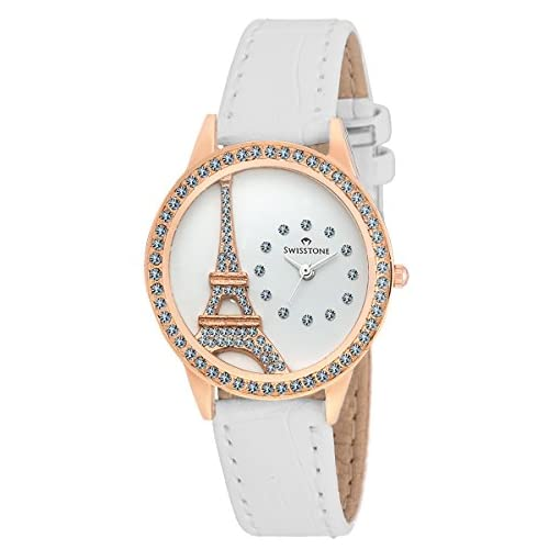 412bfCwKkjL. SS510  - Swisstone Lr211 Women And Girls Jewels watch