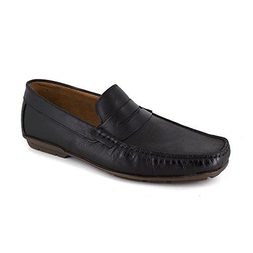 J.BRADFORD Chaussures Mocassins JB-Formel Noir Noir