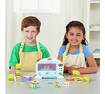 New Play-Doh - Juego de horno mágico para cocina, regalo de Navidad