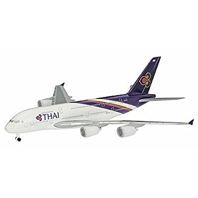 Schuco 403551663 - Thai Airways, A380-800 1:600, Flugzeug von Dickie Spielzeug