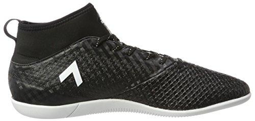 adidas Herren Ace 17.3 Primemesh in Fußballschuhe Schwarz (C Black/Ftw White/Ngtmet)